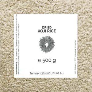 Dried Koji Rice – 500 g