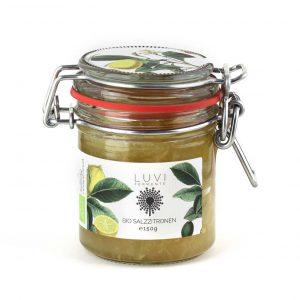 Organic Preserved Lemons